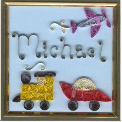 imagen tarjeta artesanal: