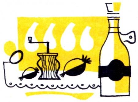 Cookbook Clip Art6 | Retro Cookbooks | Pinterest