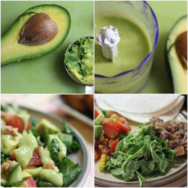 Vegan green goddess salad dressing | FOOD | Pinterest