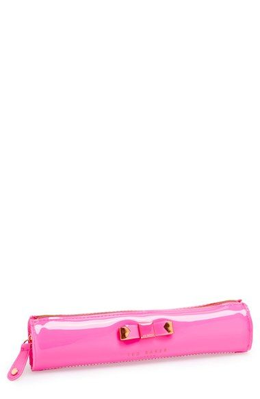 Ted Baker London 'Bow' Pencil Case | Nordstrom