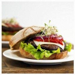 Portobello Cheeseburger | :: Food - Sandwich, Wraps, Dogs, Taco & Bu ...
