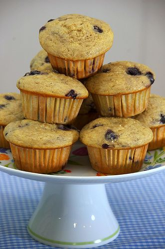 Buttermilk Blueberry Muffins | Sweet Treats to Bake | Pinterest