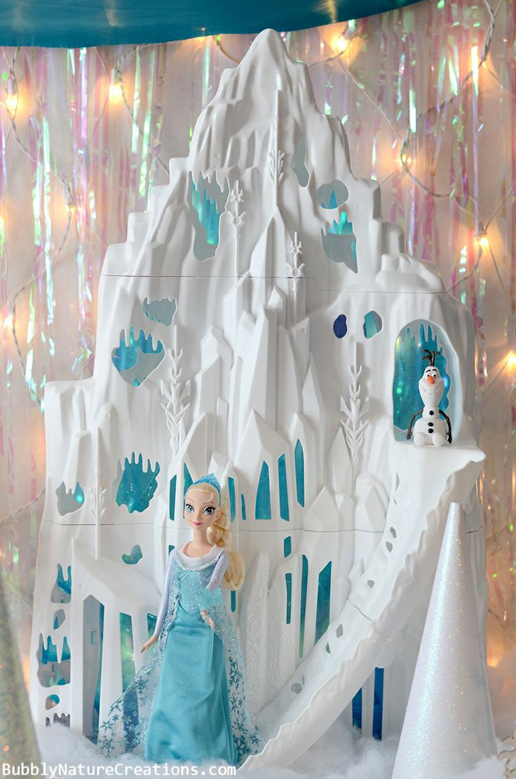 disney frozen castle - Google Search