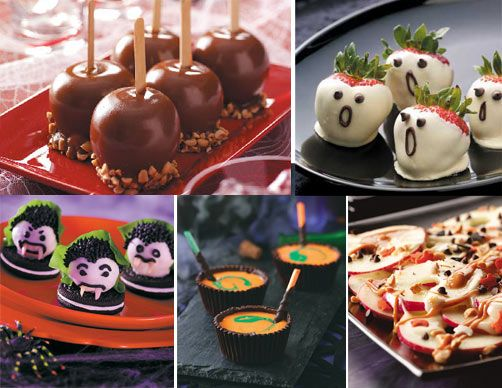 Such cute halloween desserts halloween and fall pinterest Cute easy halloween cakes