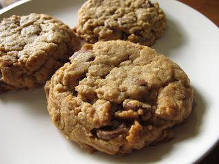 Peanut Butter Oatmeal Chipsters | yumm | Pinterest