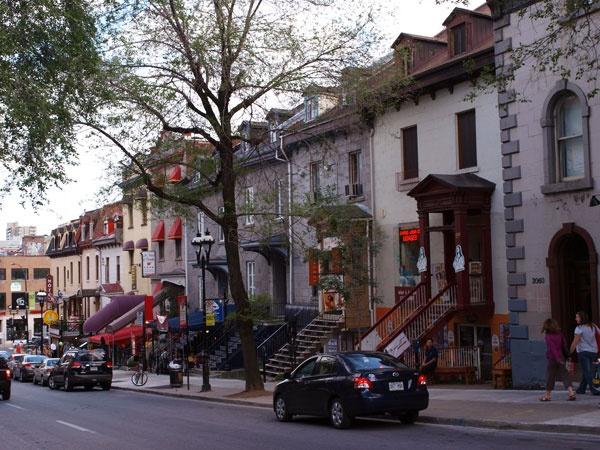 quartier latin montreal montreal i love you pinterest. Black Bedroom Furniture Sets. Home Design Ideas