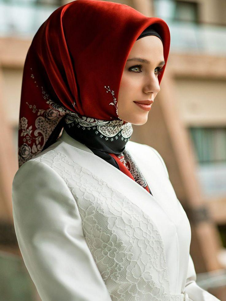 Armine Turkish Scarf Turkish Hijab Pinterest