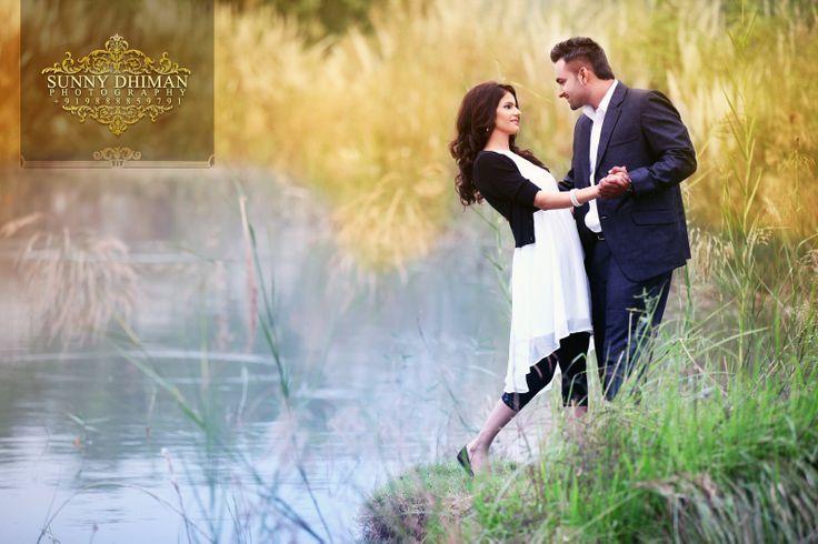 Couple pre wedding