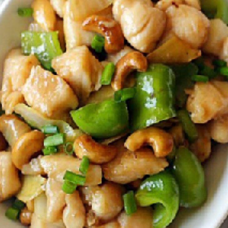 Chinese Cashew Chicken Recipe | Recipes | Pinterest