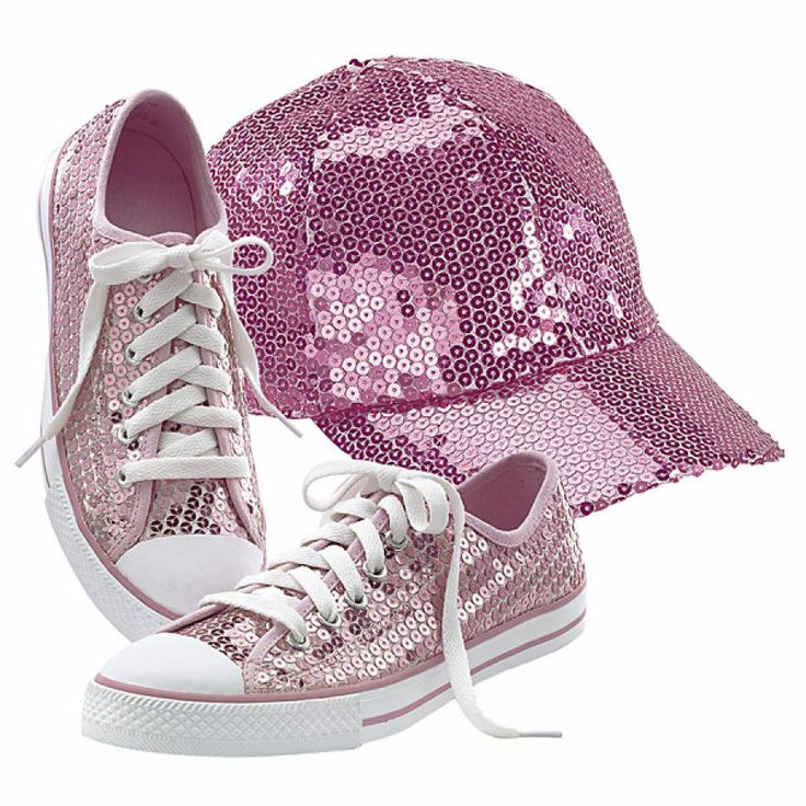 pink sequin tennis shoes for the walk details sparkle
