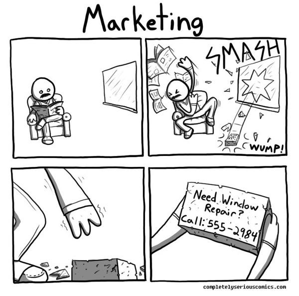 Marketing.