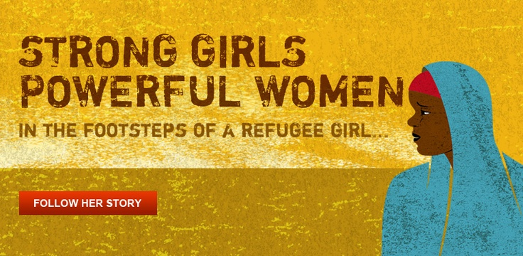Strong Girls, Powerful Women Campaign