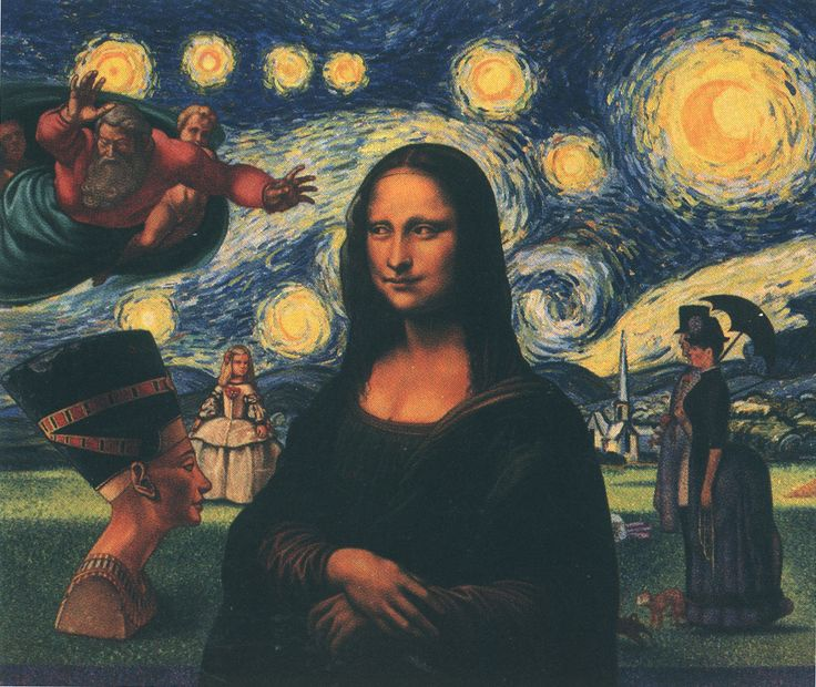 art history mona lisa The annotated mona lisa: a crash course in art history from prehistoric to post-modern (annotated series) [carol strickland] on amazoncom free shipping on qualifying offers.