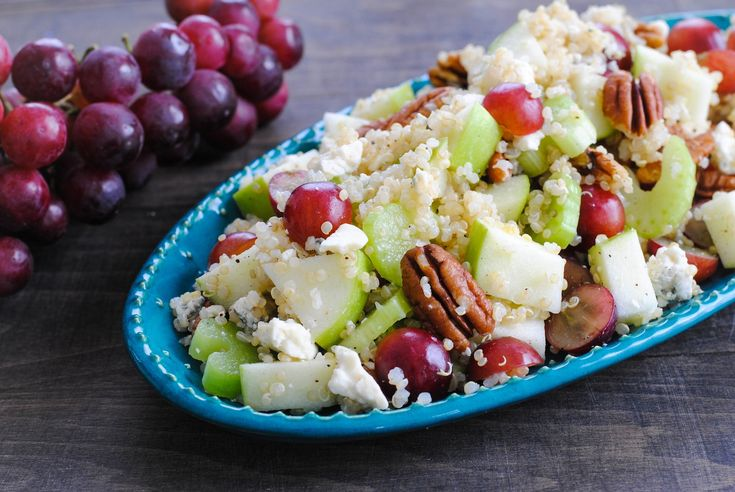 Quinoa Fruit Salad Recipes — Dishmaps