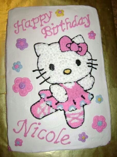 Hello Kitty Sheet Cake Images : Hello Kitty sheet cake. Sweet Somethings by Dawnetta ...