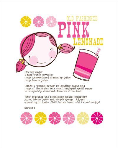 recipe yummly old fashioned pink lemonade old fashioned pink lemonade ...