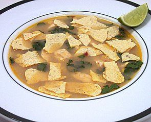 Chipotle Turkey and Corn Soup | Recipes: Soups, Stews, and Chilies ...