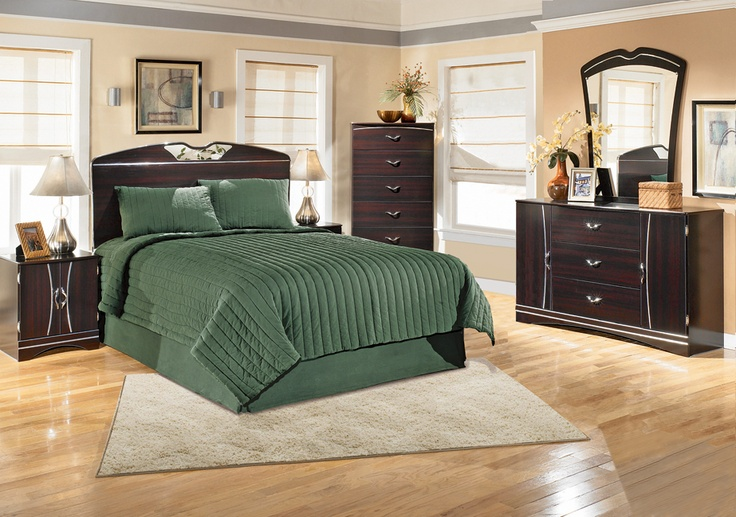 Modern Dark Wood Bedroom Suite Kimbrell 39 S Furniture Pinterest