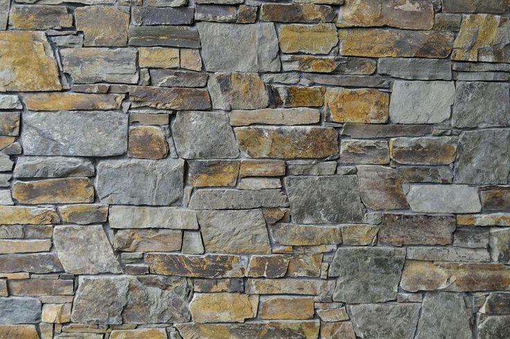 Unusual Stone Walls : Stone wall unique light switch plate home decor
