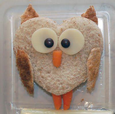 hoot owl sandwich