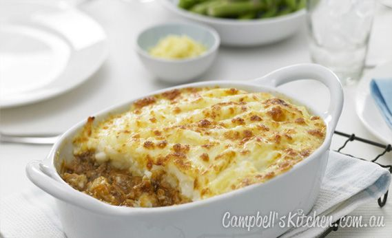 Beef and Mushroom Potato Pie | Dinner/Lunch/Meals | Pinterest