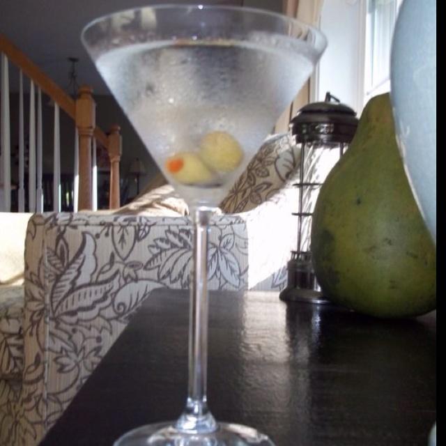 The perfect martini | Ashburnham Supper Club | Pinterest