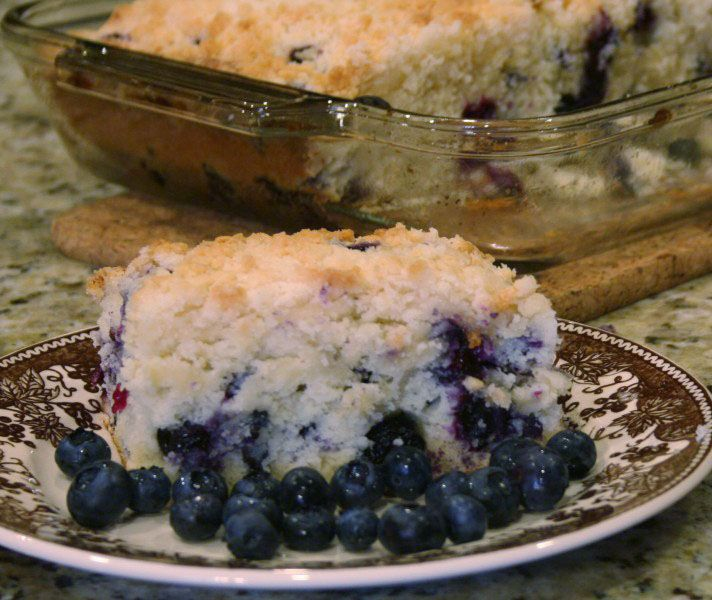 Blueberry Crumble Coffee Cake | Tasty Kitchen: A Happy Recipe ...