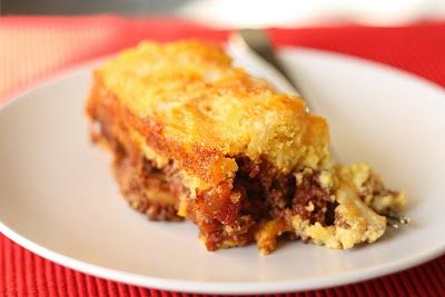 Turkey tamale pie | Recipes | Pinterest