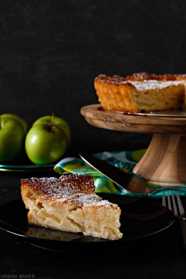 French Apple Cake   Adventures in Dessert   Pinterest