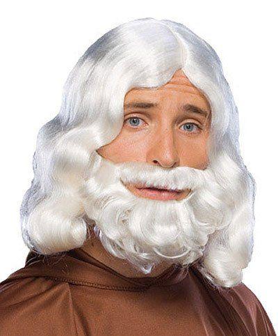 Zeus Wig And Beard 40