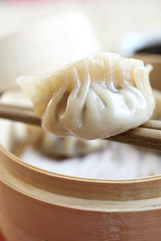 Steamed Dumplings Recipe | rasamalaysia.com #eatme