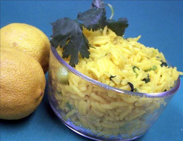 Lemon Cilantro Rice Pilaf Recipe - Food com - 37782Lemon Rice Pilaf