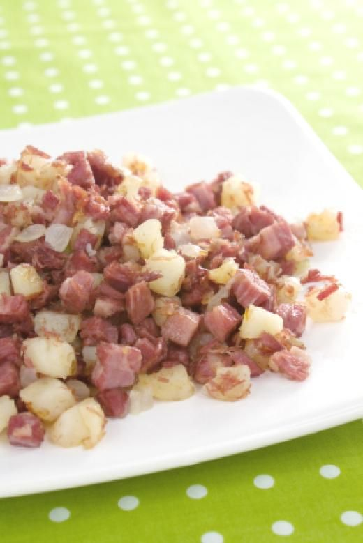 easy corned beef hash. | saint patty's day. | Pinterest