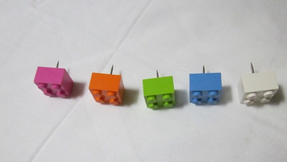 Lego push pins, I can totally do this! | DIY Fun Family Projects | Pi ...