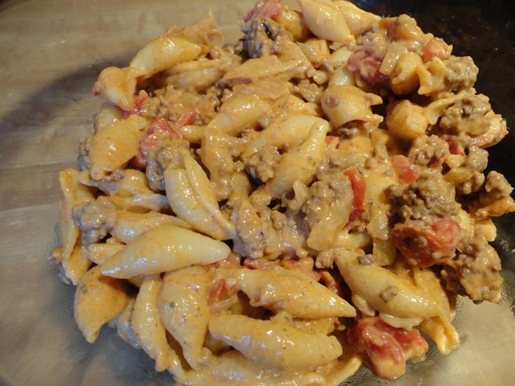 Taco Pasta | Recipe