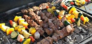 Asian Steak Kabobs recipe- Dinner #freezercooking #glutenfree # ...