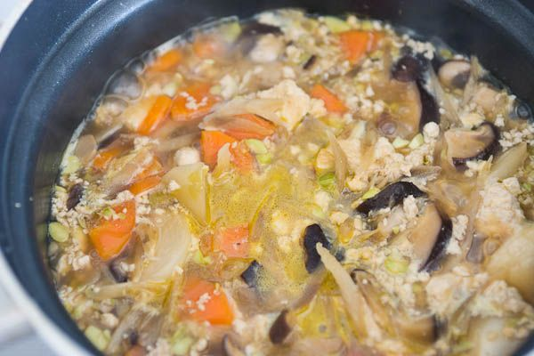Vegan Kenchinjiru Recipe- yummy japanese soup!