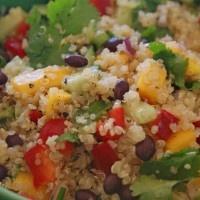 Quinoa Salad! | Dinners- Quinoa, Meat&Potatoes, Breakfast | Pinterest