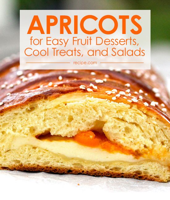 Who knew apricots were so versatile? These blogger recipes artfully ...