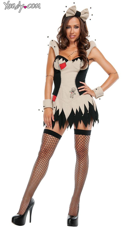 black voodoo doll costume - photo #6