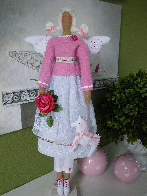 тильда кукла