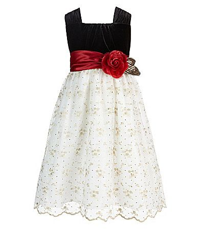 Pin by theresa nichols on adorable christmas and easter dresses for g