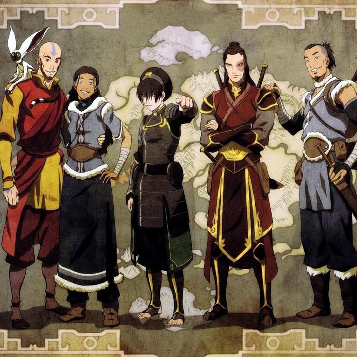 Team Avatar: Geeky / Avatar