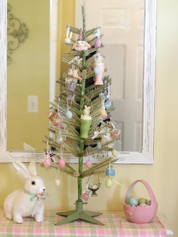 Easter Tree Decorations Easter Spring Pinterest