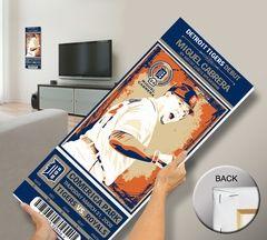 detroit tigers tickets artist