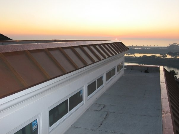 Custom copper standing seam different types of roof for Different types of roofing systems