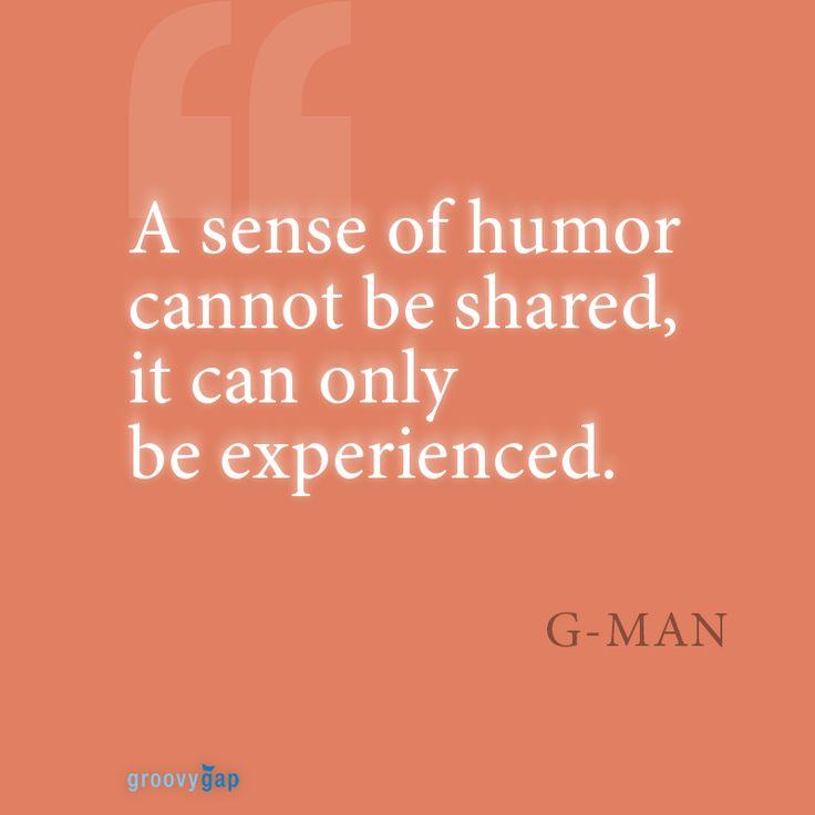 Sense Of Humor Quotes