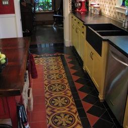Mexican Kitchen Design on Mexican Tile Design  Kitchen Floor    Kitchen Ideas
