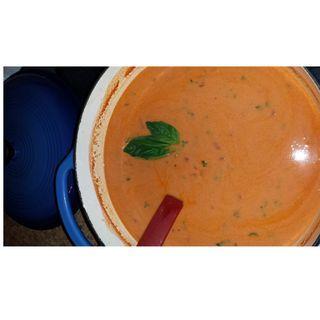 Sherried Tomato Soup | Soups | Pinterest