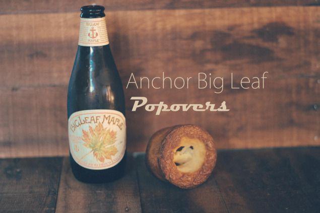 Anchor Big Leaf Popovers | Sarah got a Stand Mixer! | Pinterest